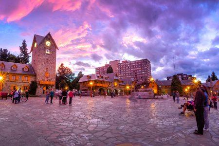 Bariloche, place principale