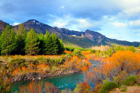 Patagonie, environs de Bariloche