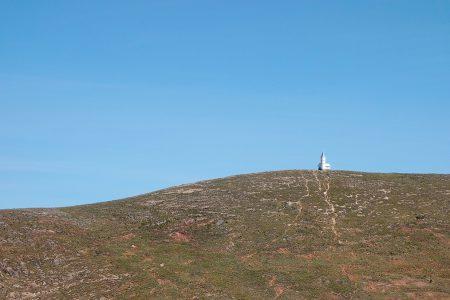 église sur l'altiplano de Bolivie