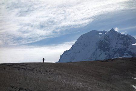 randonnée Bolivie, au pied du Huayna Potosi