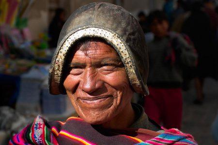 homme de la région de Tarabuco