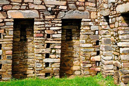 vestiges archéologiques de Choquequirao