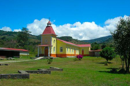 Copey de Dota, église