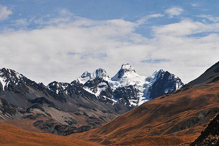 le Condoriri, 5.648 m