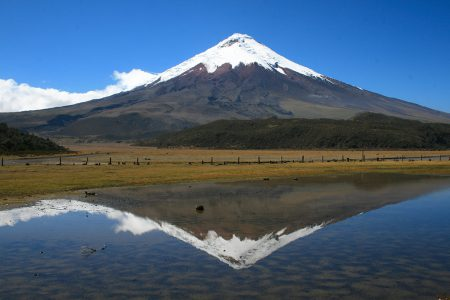 volcan Cotopaxi, 5897 m