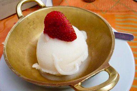 helado de paila, glace traditionnelle