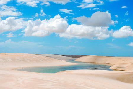 lagune des Lençois Maranhenses