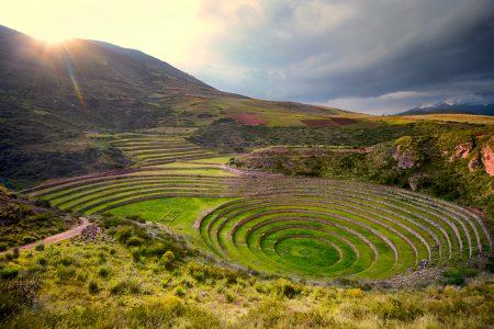 vallée sacrée, site de Moray