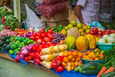 marché de Quito