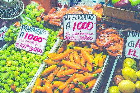 marché de San José