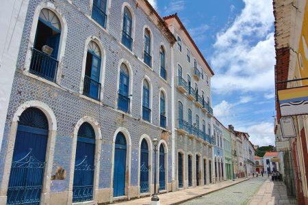 Sao Luis, bijou colonial du Nordeste