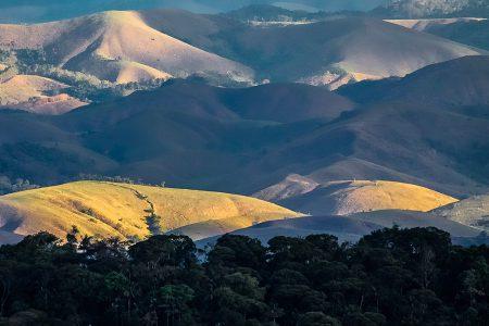 Serra da Bocaina, panorama
