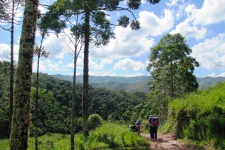 trek dans la Serra da Bocaina
