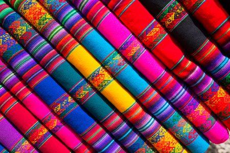 textile péruvien