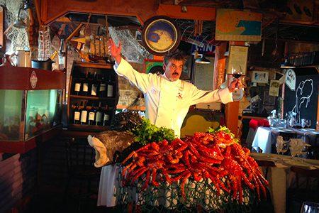 restaurant Volver, Ushuaia
