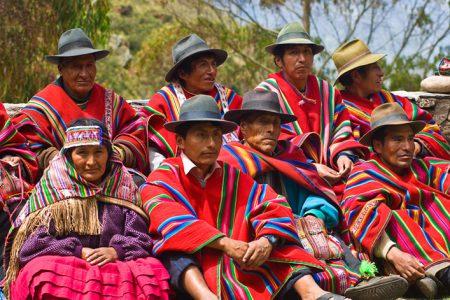 Les peuples de Bolivie, mosaïque humaine