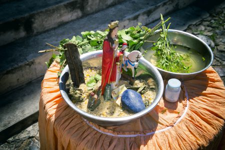 Le candomblé: des cultes et rituels africains au Brésil