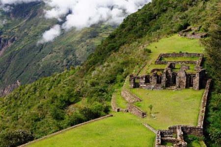 Ce que l'on suppose de Choquequirao