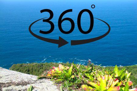 panorama 360° Joatinga