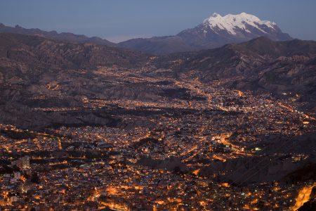 La Paz, plus haute ville du monde