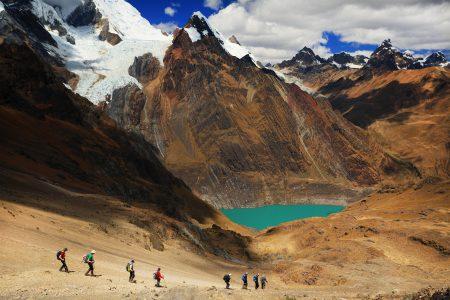 conseils trek en altitude au Pérou