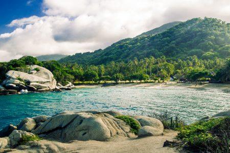 récit de Galvin : côte caraïbe et parc Tayrona